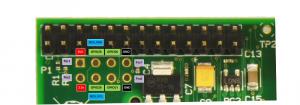 Raspberry Pi P5 header GPIO P5