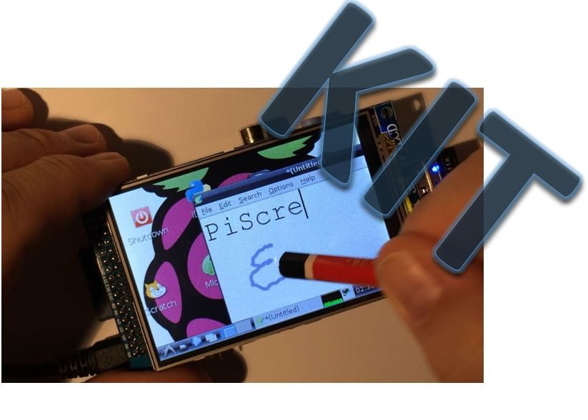PiScreenKit
