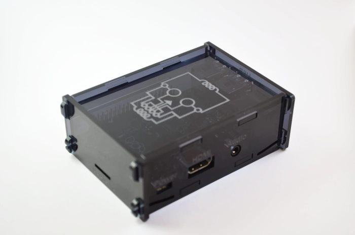 OzzMaker Raspberry Pi B+ Case