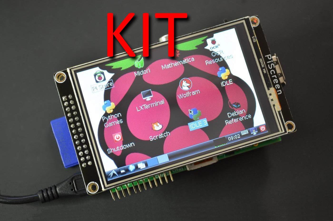 PiScreen Kit