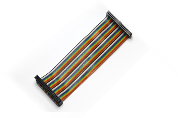 ribbon cable raspberry pi 40 to 40 pins