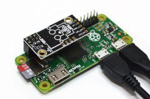 Pi Zero IMU Accelerometer and Gyroscope