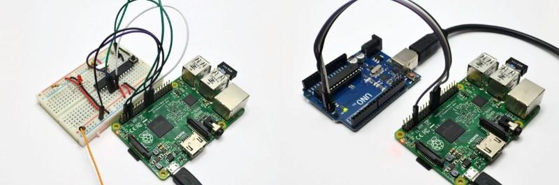 Raspberry Pi Arduino ATmega