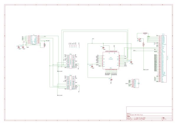 PiScreenII Schematic